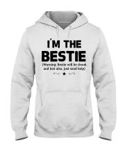 I'm The Bestie Hooded Sweatshirt thumbnail