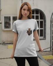 Bengal Cat Pocket Tshirt Classic T-Shirt apparel-classic-tshirt-lifestyle-19
