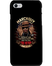 march guy Phone Case thumbnail