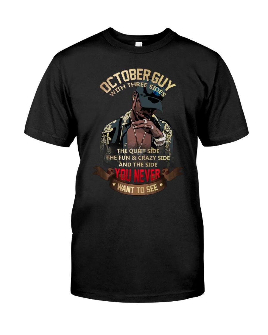 OCTTOBER GUY Classic T-Shirt