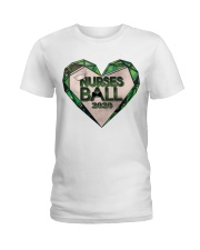 General Hospital nurses ball 2020  Ladies T-Shirt front