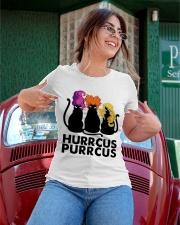 HURRCUS PURRCUS T SHIRT  Ladies T-Shirt apparel-ladies-t-shirt-lifestyle-01