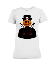 NURSE HALLOWEEN  Premium Fit Ladies Tee thumbnail