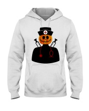NURSE HALLOWEEN  Hooded Sweatshirt tile