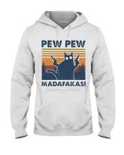 Pew Pew Madafakas Classic T-Shirt Hooded Sweatshirt thumbnail