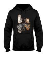 Cat Love Classic T-Shirt Hooded Sweatshirt thumbnail