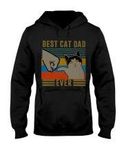 Best Cat Dad Classic T-Shirt Hooded Sweatshirt thumbnail