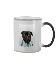 Dog lovers Color Changing Mug color-changing-right