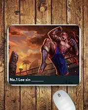 No1 Leesin yourname Mousepad aos-mousepad-front-lifestyle-2