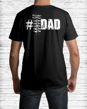 Drag racing DAD 07 Classic T-Shirt lifestyle-mens-crewneck-back-1