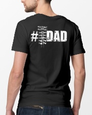 Drag racing DAD 07 Classic T-Shirt lifestyle-mens-crewneck-back-5
