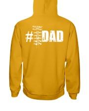 Drag racing DAD 07 Hooded Sweatshirt thumbnail