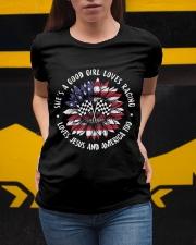 Good girl loves racing Ladies T-Shirt apparel-ladies-t-shirt-lifestyle-04