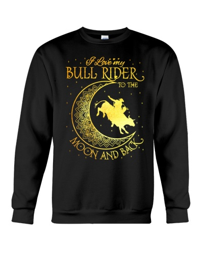 I love my Bull Rider to the moon and back