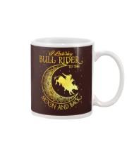 I love my Bull Rider to the moon and back Mug thumbnail