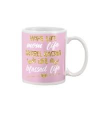 BARREL RACING LIFE BLESSED LIFE Mug thumbnail