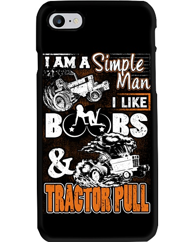 TRACTOR PULLING - SIMPLE MAN