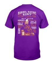BARREL RACING AUNT Classic T-Shirt thumbnail