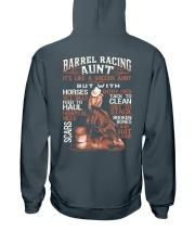BARREL RACING AUNT Hooded Sweatshirt thumbnail