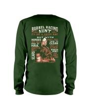 BARREL RACING AUNT Long Sleeve Tee thumbnail