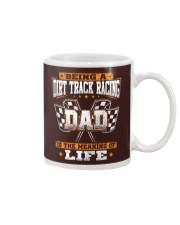 Dirt track racing Dad- meaning of life Mug thumbnail