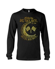 I love my Dirt Track Racer to the moon and back Long Sleeve Tee thumbnail