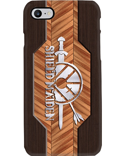 SHIELD MAIDEN  PHONE CASE