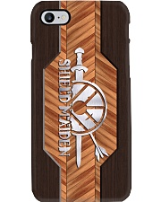 SHIELD MAIDEN  PHONE CASE Phone Case i-phone-7-case