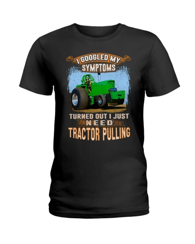 TRACTOR PULLING - MY SYMPTOMS