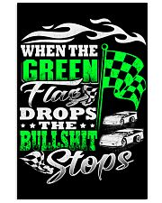 DIRT TRACK - WHEN THE GREEN FLAG DROPS 11x17 Poster thumbnail
