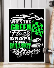 DIRT TRACK - WHEN THE GREEN FLAG DROPS 16x24 Poster lifestyle-poster-4