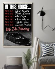 DIRT TRACK - IN THIS HOUSE 11x17 Poster lifestyle-poster-1