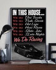 DIRT TRACK - IN THIS HOUSE 11x17 Poster lifestyle-poster-2