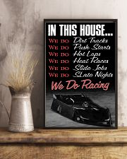 DIRT TRACK - IN THIS HOUSE 11x17 Poster lifestyle-poster-3
