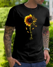 YOU ARE MY SUNSHINE  Classic T-Shirt lifestyle-mens-crewneck-front-7