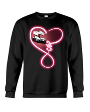 LOVE SPRINT Crewneck Sweatshirt thumbnail