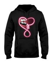 LOVE SPRINT Hooded Sweatshirt thumbnail