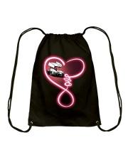 LOVE SPRINT Drawstring Bag thumbnail