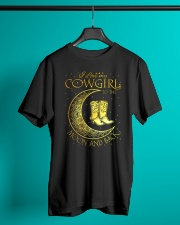 I love my cowgirl to the moon and back Classic T-Shirt lifestyle-mens-crewneck-front-3