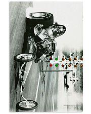 VINTAGE Drag Racing Poster - Landscape 11x17 Poster front