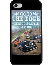 DIRT TRACK - GO TO THE EDGE Phone Case thumbnail