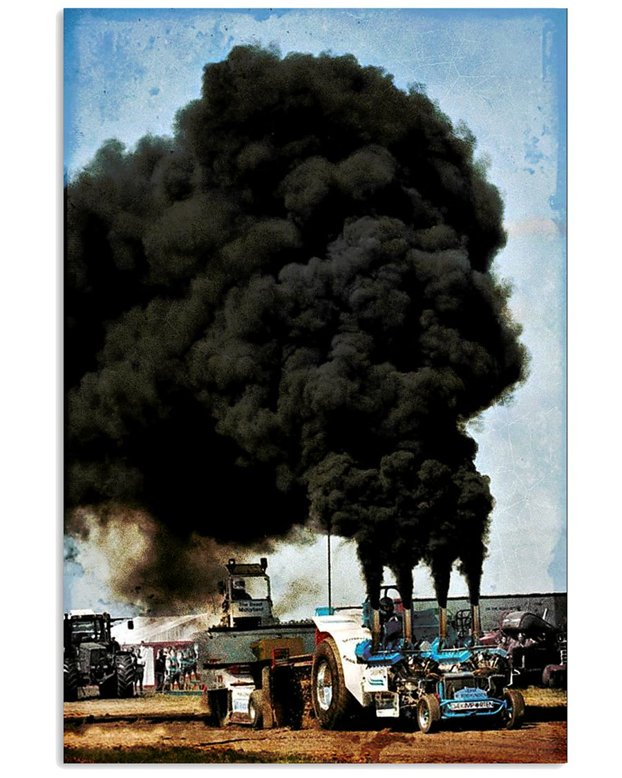 TRACTOR PULLING Special Poster 11x17 Poster