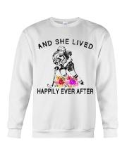 HOCKEY HAPPILY EVER AFTER Crewneck Sweatshirt thumbnail
