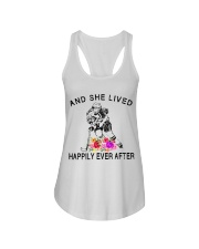 HOCKEY HAPPILY EVER AFTER Ladies Flowy Tank thumbnail