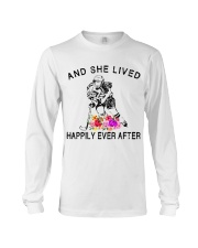 HOCKEY HAPPILY EVER AFTER Long Sleeve Tee thumbnail