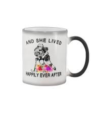 HOCKEY HAPPILY EVER AFTER Color Changing Mug thumbnail