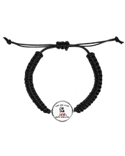 HOCKEY HAPPILY EVER AFTER Cord Circle Bracelet thumbnail