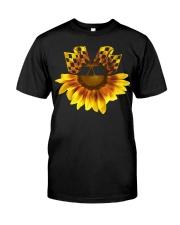 FLAG FLOWER  Classic T-Shirt thumbnail