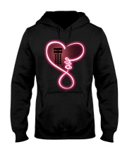 Love drag racing Hooded Sweatshirt tile