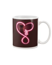 Love drag racing Mug tile
